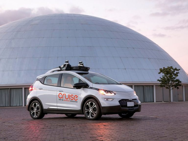 Top Self-Driving Car Technology Companies in 2018