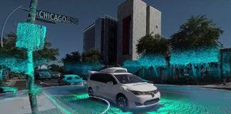 Waymo 360 Degree Video