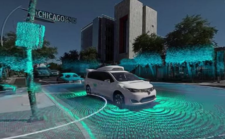 Experience a Waymo Self-Driving Car in this 360 Degree Video
