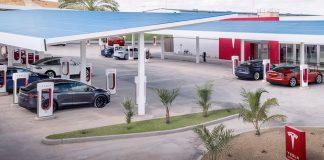 Tesla Model 3 Free Supercharging