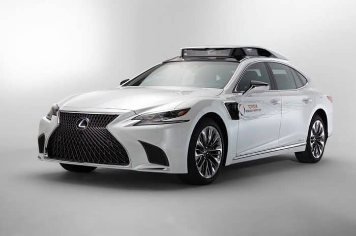 Toyota's Guardian Driving Automation System to Assist Drivers