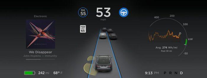 Tesla Makes Basic Autopilot Standard