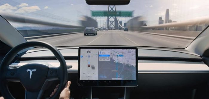 Tesla Autonomy Day Details Full Self-Driving Tech and RoboTaxi Service