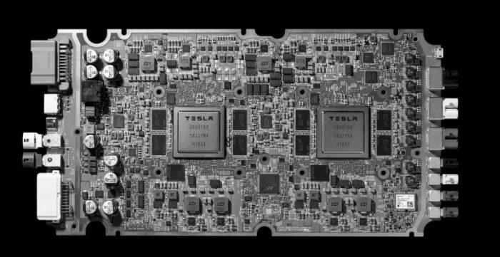 Tesla FSD Computer