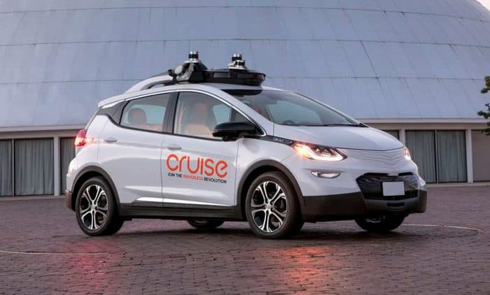 GM Cruise raises additional $1.15B for Self-Driving Robotaxis