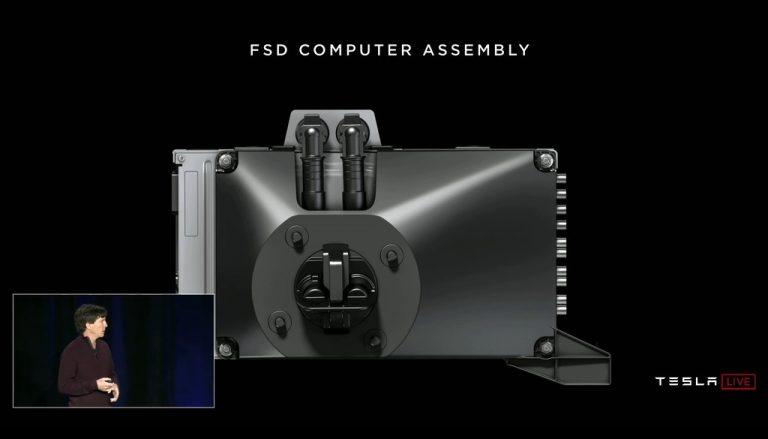 Tesla Model S & X FSD Hardware 3 Upgrades in Q1 2020