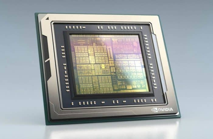NVIDIA Orin Chip for Self Driving