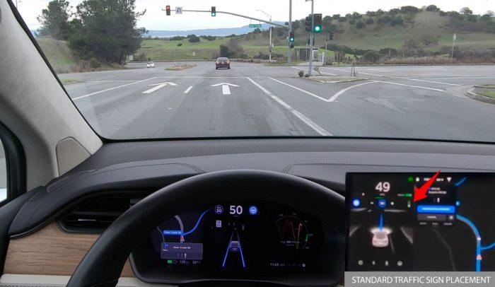 Tesla Traffic Light Detection