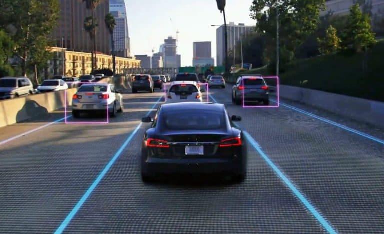 Tesla Autonomous Full Self-Driving Capabilities in 2020