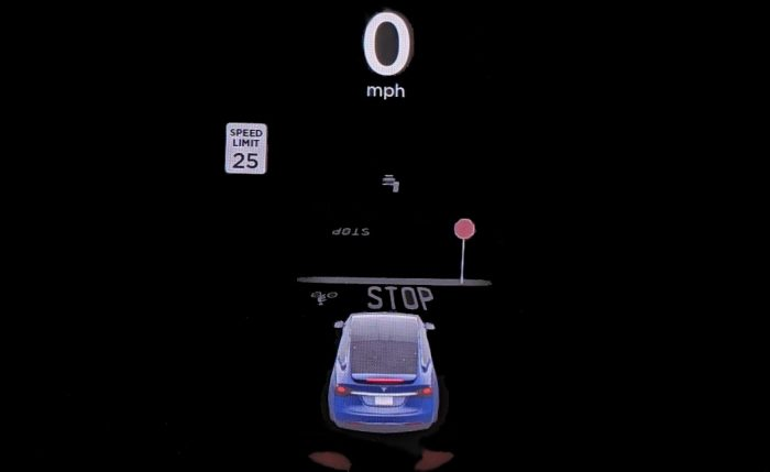 Tesla Autopilot Street Sign Visualizations