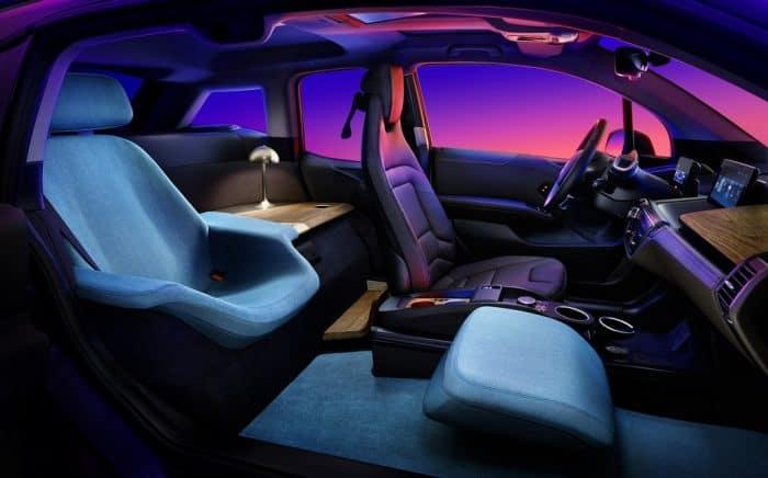 BMW Urban Suite CES 2020 Concept