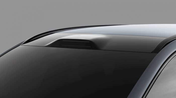 2022 Volvo XC90 LiDAR