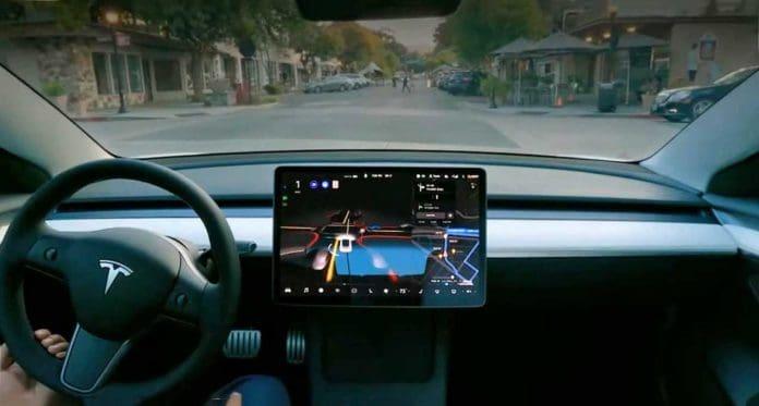 Tesla FSD Beta Autopilot